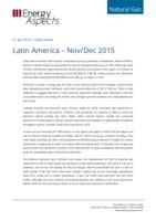 Latin America gas data - Nov/Dec 2015 cover image