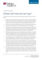 Global coal: how low can it go? cover image