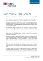 Latin America gas data - Dec 15/Jan 16 cover image