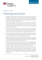 China's gas price puzzle cover image