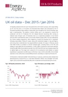 UK oil data – Dec 2015 / Jan 2016 cover image