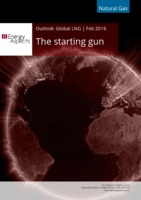 The starting gun cover image