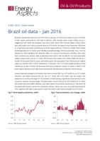 Brazil oil data - Jan 2016 cover image