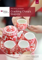 Cracking China's teapots cover