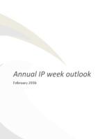 Presentation (IP Week reception 2016) cover image