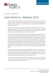 Latin America – May/Jun 2016 cover image