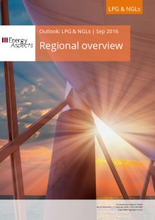 2016-09 LPG and NGLs - Outlook - Regional overview cover