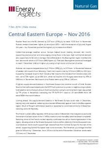 Central Eastern Europe – Nov 2016 cover image