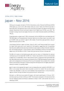 Japan – Nov 2016 cover image