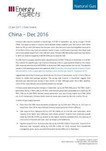 China – Dec 2016 cover image
