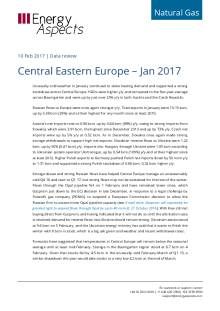 Central Eastern Europe – Jan 2017 cover image