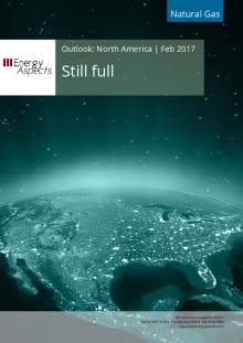 2017-02 Natural Gas - North America Outlook - Still full cover