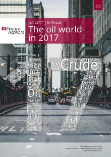 The oil world in 2017 cover image