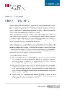 China – Feb 2017 cover image