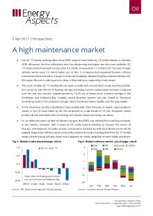 A high maintenance market cover image