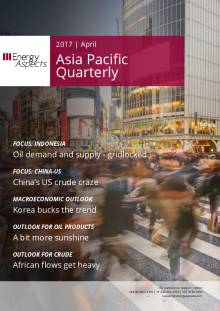 2017-04 Oil - Asia Pacific Quarterly cover