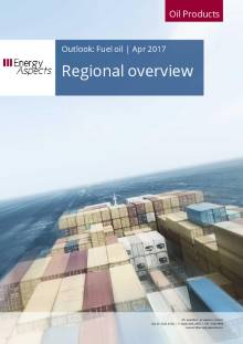 2017-04 Oil - Fuel oil Outlook - Regional overview cover