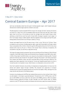 Central Eastern Europe – Apr 2017 cover image