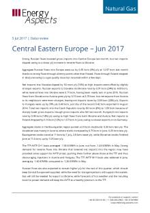 Central Eastern Europe – Jun 2017 cover image