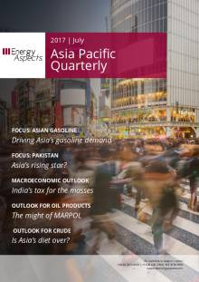 2017-07 Oil - Asia Pacific Quarterly cover