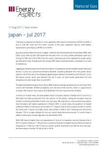 Japan – Jul 2017 cover image