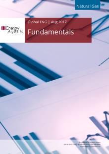 2017-08-31 Natural Gas - Global LNG - Fundamentals cover