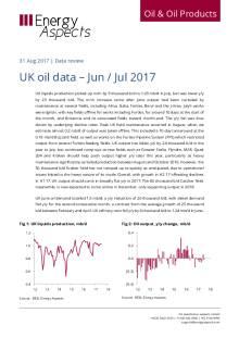 UK oil data – Jun / Jul 2017 cover image