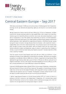 Central Eastern Europe – Sep 2017 cover image