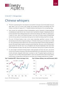 2017-10-09 Oil - Perspectives - Chinese whispers cover
