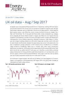 UK oil data – Aug / Sep 2017 cover image