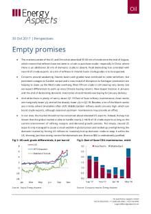 Empty promises cover image