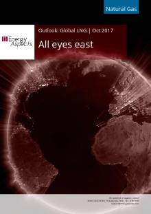 All eyes east cover image