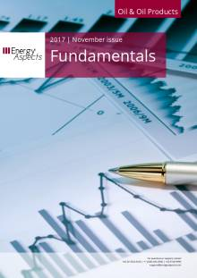 2017-11 Oil - Fundamentals - November 2017 cover