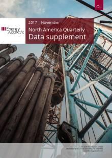 2017-11 Oil - North America Quarterly - Data cover