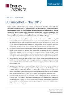 EU snapshot – Nov 2017 cover image