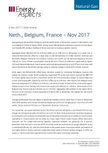 Neth., Belgium, France – Nov 2017 cover image