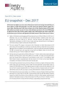 EU snapshot – Dec 2017 cover image