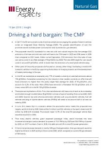 Driving a hard bargain: The CMP cover image