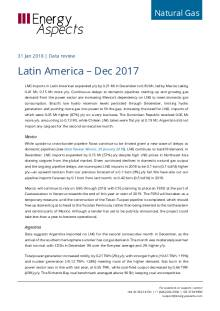 Latin America – Dec 2017 cover image