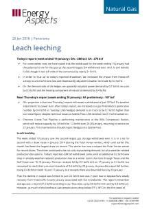 Leach leeching cover image