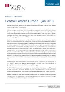 Central Eastern Europe – Jan 2018 cover image