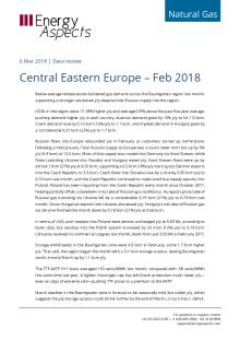Central Eastern Europe – Feb 2018 cover image