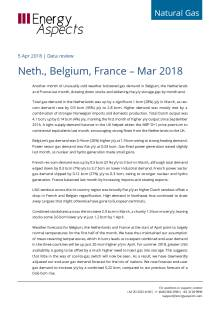 Neth., Belgium, France – Mar 2018 cover image
