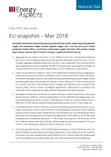 EU snapshot – Mar 2018 cover image