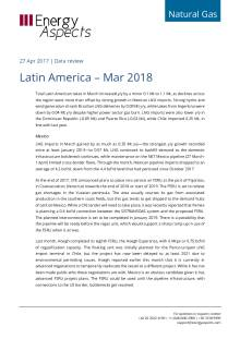 Latin America – Mar 2018 cover image