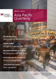 2018-04 Oil - Asia Pacific Quarterly cover