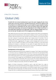 2018-05-04 Natural Gas - Global LNG cover