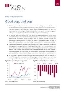 2018-05-08 Oil - Perspectives - Good cop, bad cop cover