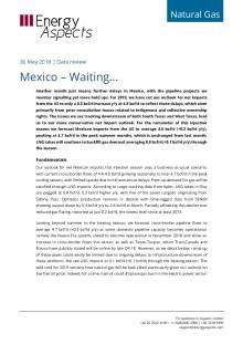 Mexico – Waiting… cover image