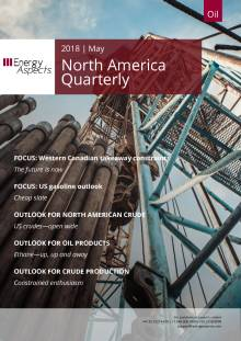 2018-05 Oil - North America Quarterly cover